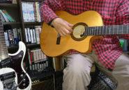 民謡をギターで唄うと